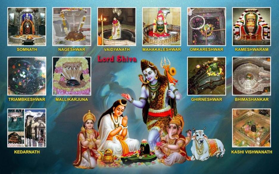 12 jyotirlinga darshan photos   Jyotirlingas Of India