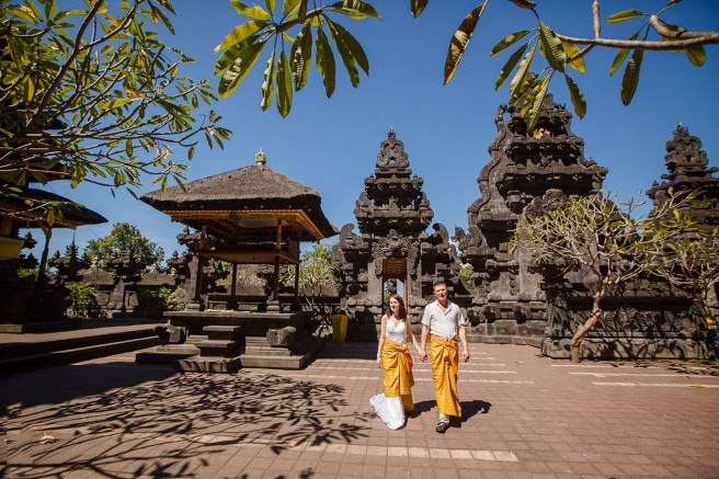 Uluwatu Temple (Pura Luhur), Bali