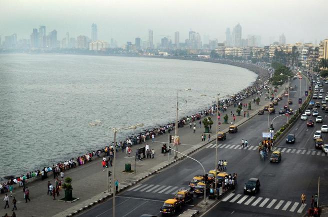 Bandra in Mumbai